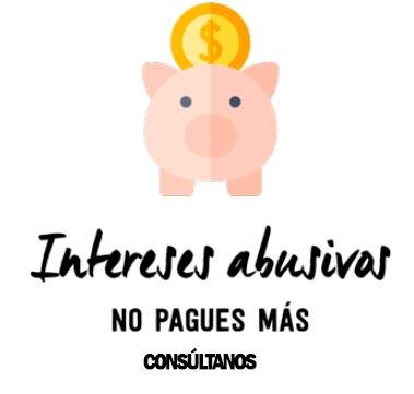 intereses_abusivos tarjetas de crédito